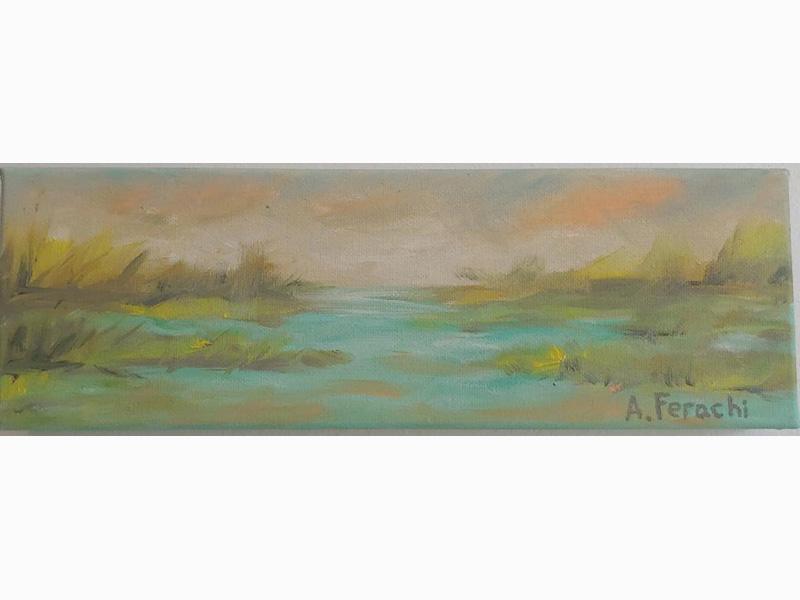 Marsh Skyline 4