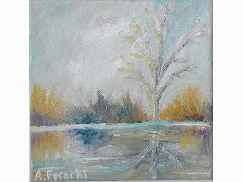 Marsh in Winter 8