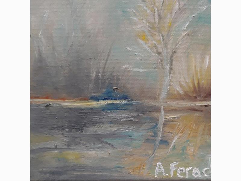 Marsh in Winter 4