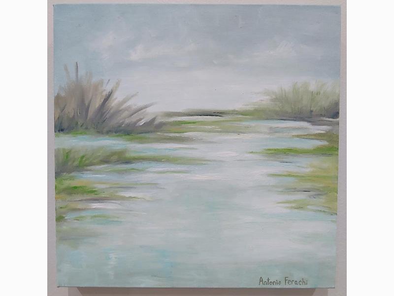 Marsh Skyline 3